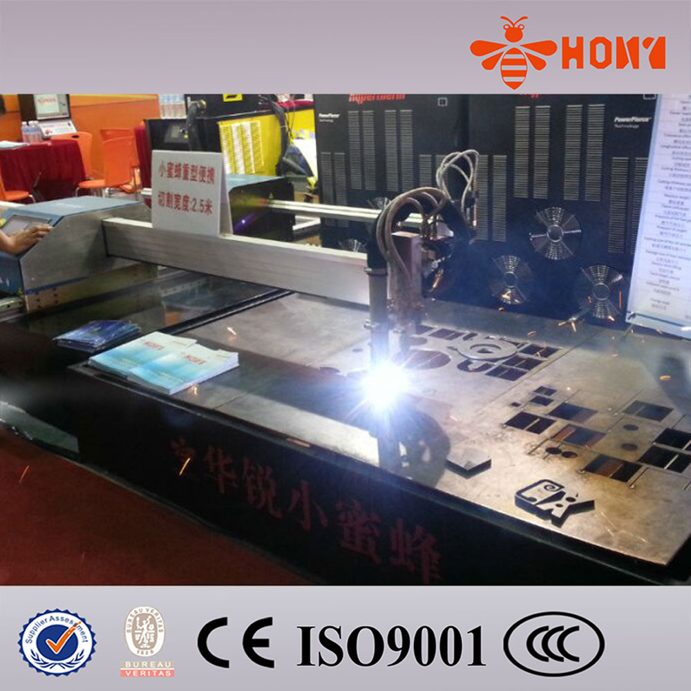Heavy duty portable CNC cutting machine