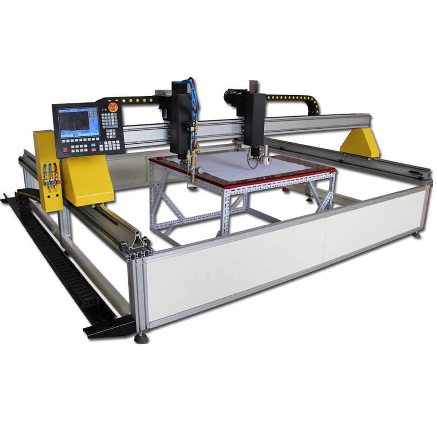 plsama cutting machine for steel