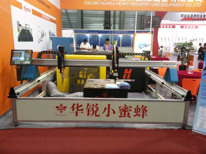 power series cnc plasma cutting machine