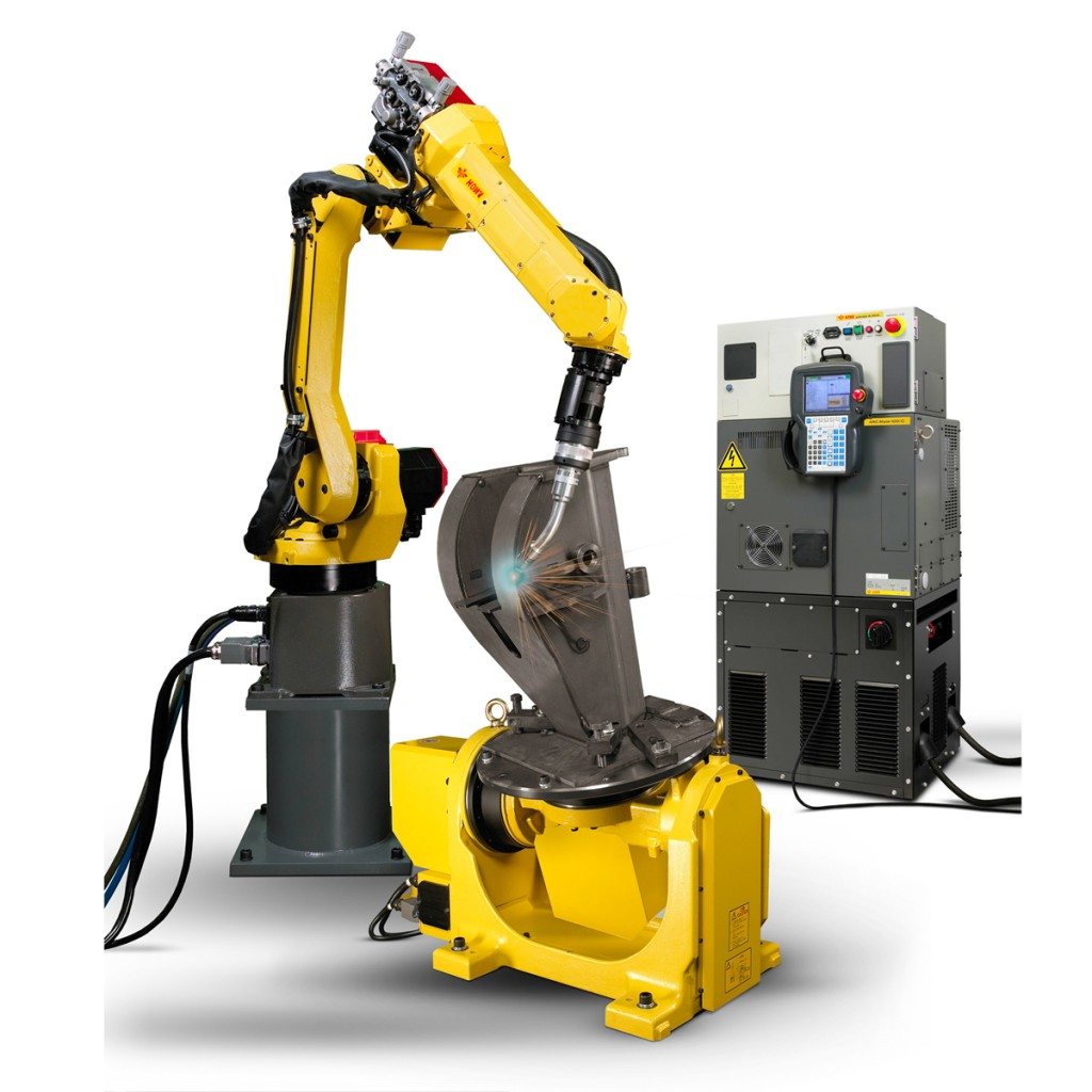 welding robot solution