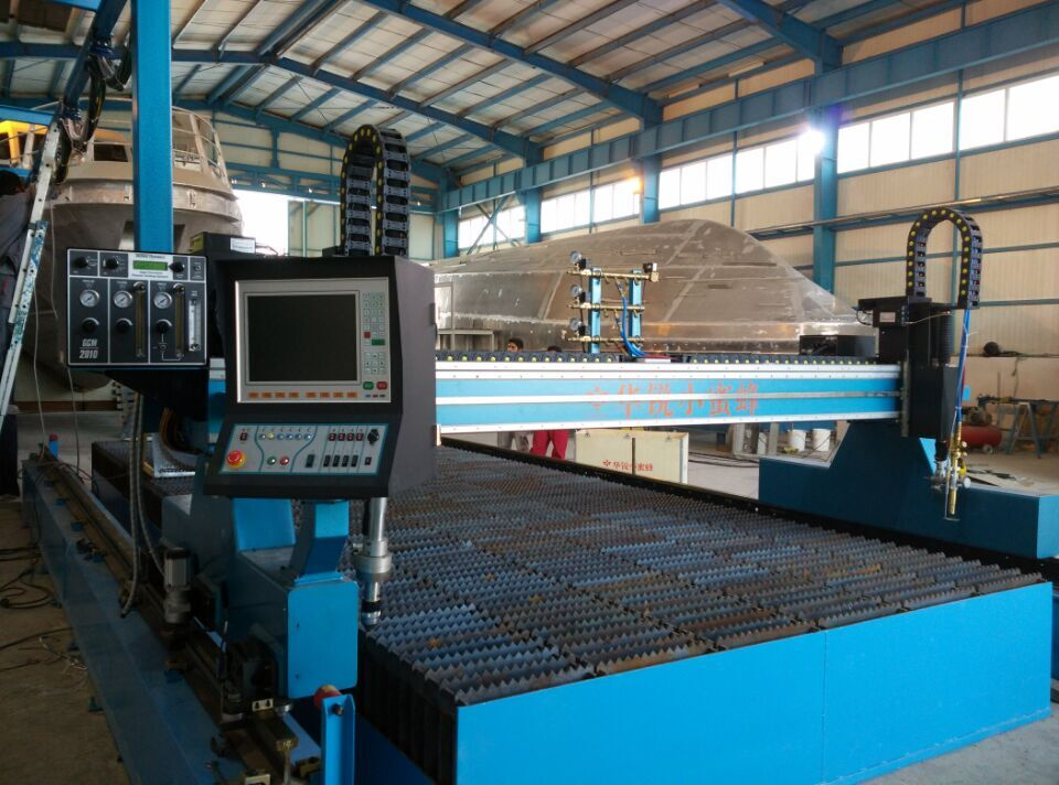 Honeybee Gantry CNC plasma cutting machine Iran