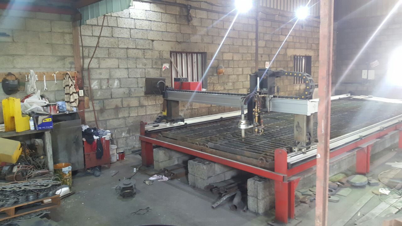 cnc plasma cutting machine Saudi Arabia