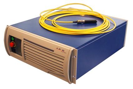 IPG fiber Laser cutting