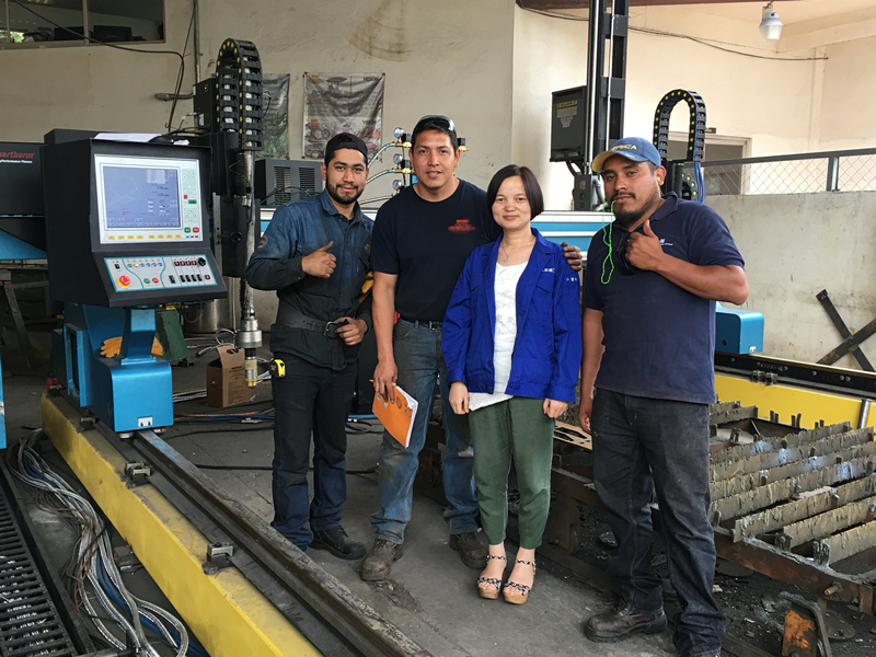 cnc cutting equipment mexico