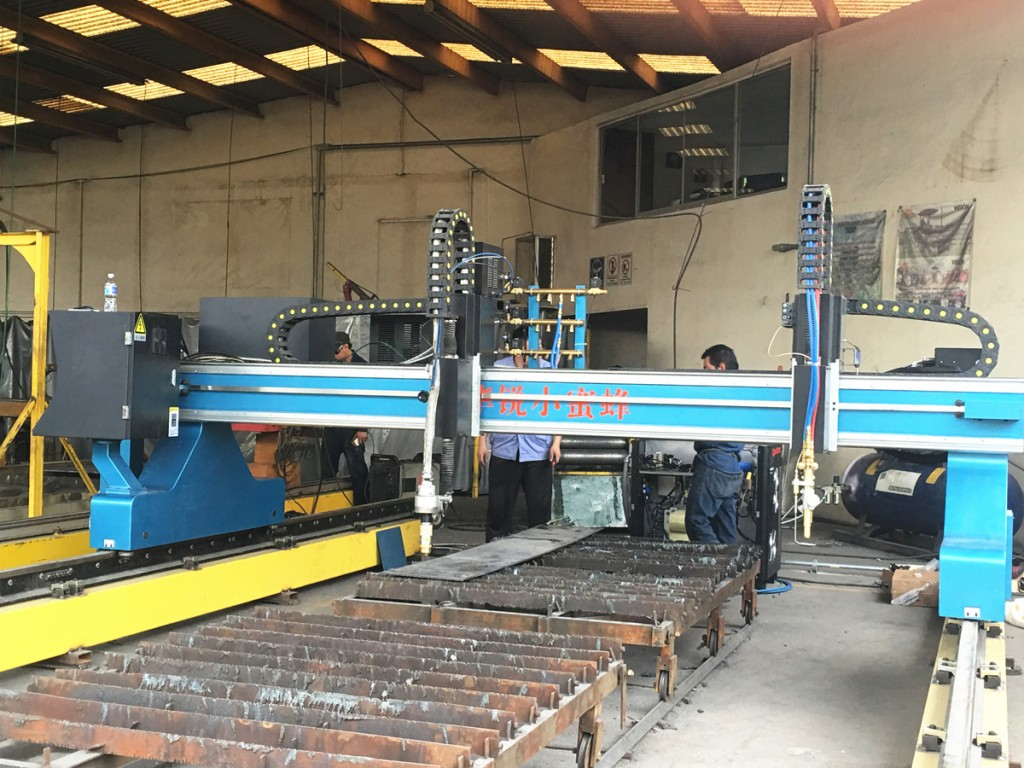 CNC plasma cutting machine mexico