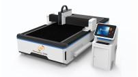 Single Table Fiber Laser Cutting Machine
