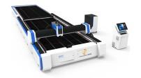 Exchangeable Fiber Laser Cutting Machine