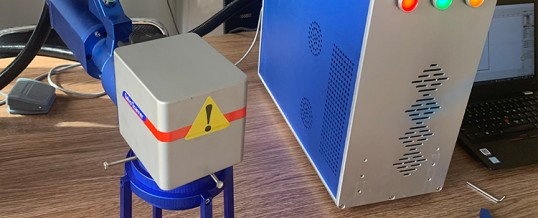 Mini portable handheld laser marking machine